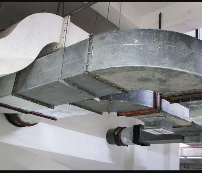 commercial duct system