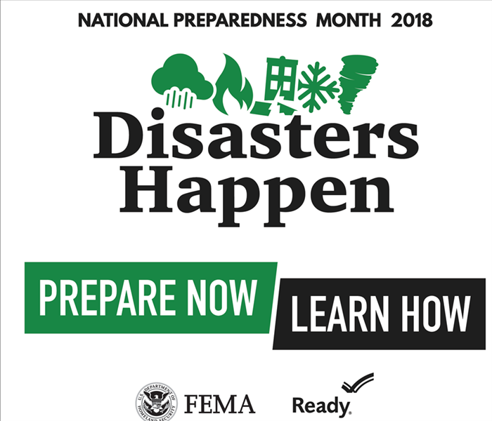 General September is National Preparedness Month & 9/11 Day of Remembrance