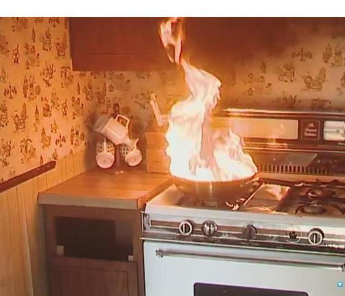 Fire Damage Thanksgiving Cooking Safety and the American Red Cross
