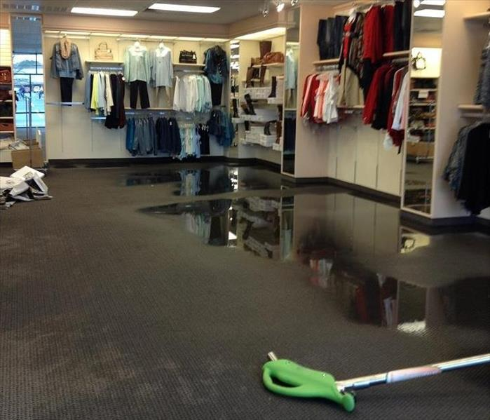 Commercial Commercial Water Damage Restoration Facts